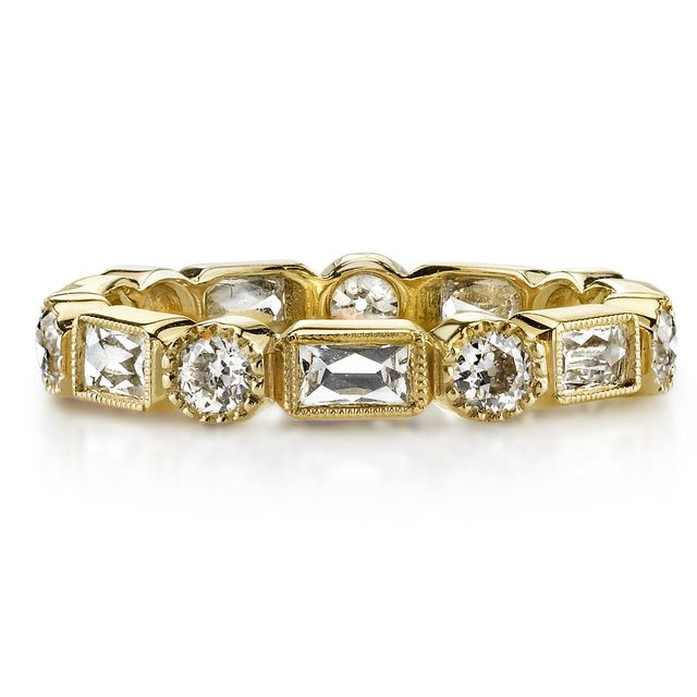 Single Stone Melissa Ring