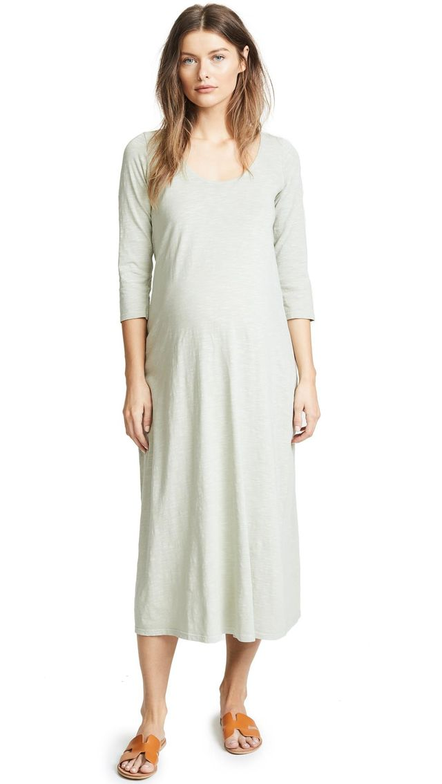 Hatch Maxi Dress