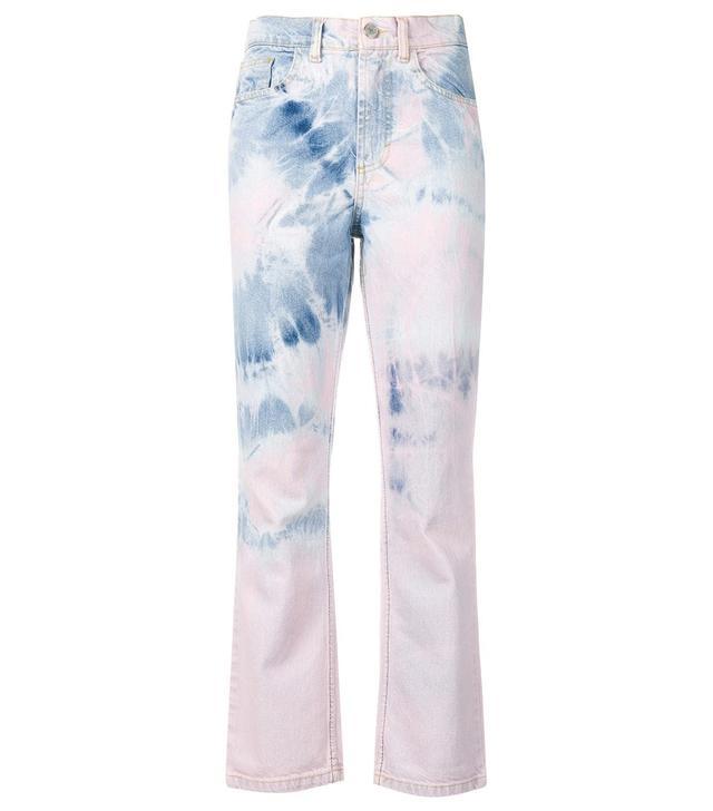 Ashley Williams Tie Dye Jeans