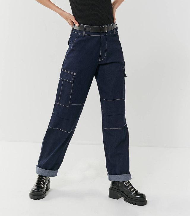 I.Am.Gia Ace Relaxed-Fit Cargo Pant
