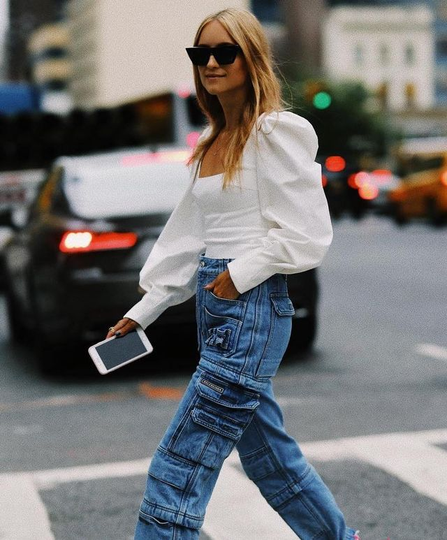 Outdated jean styles
