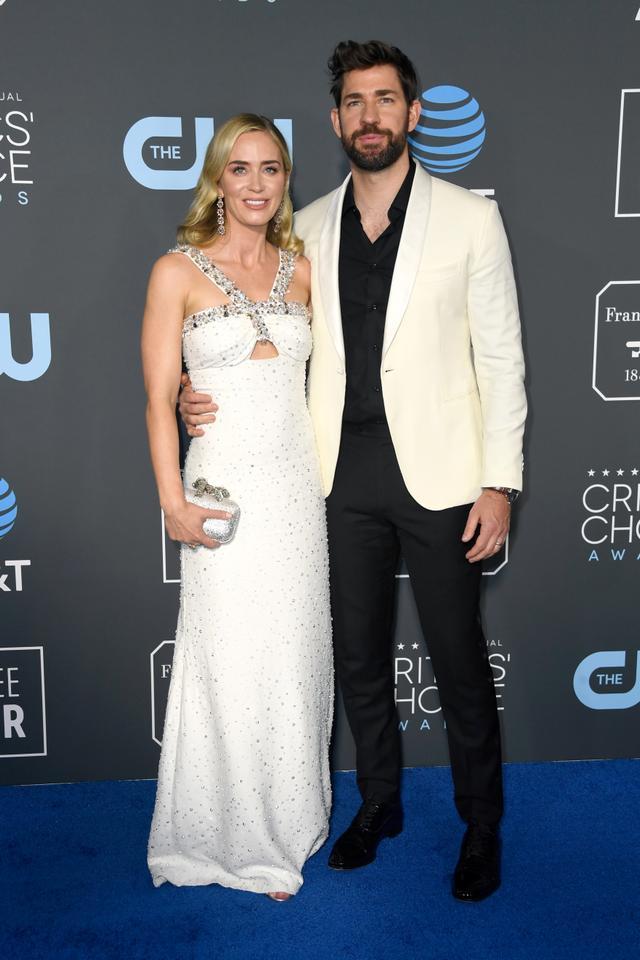Emily Blunt Critics' Choice Awards