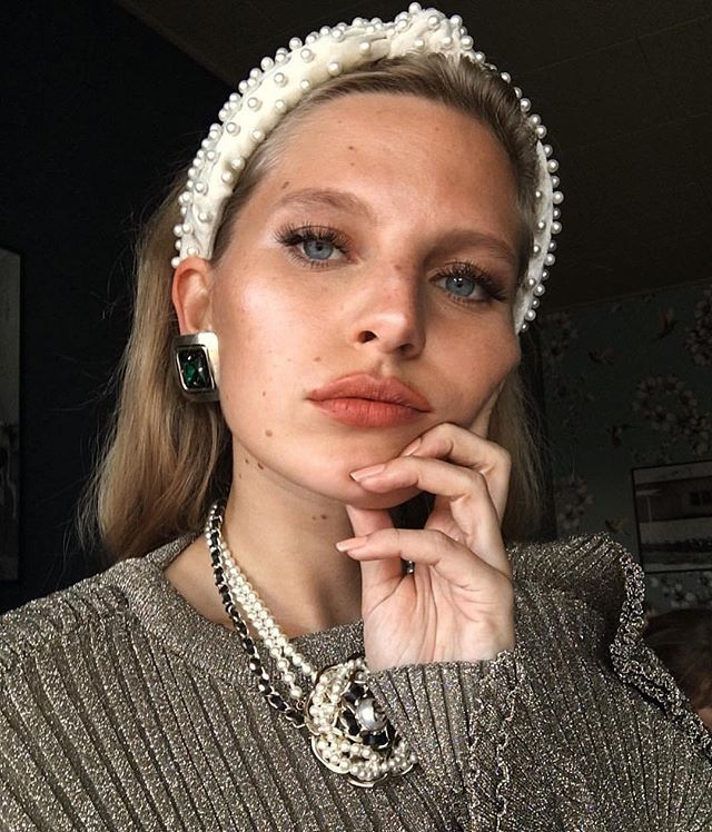 Headbands Are Huge for Spring 2019