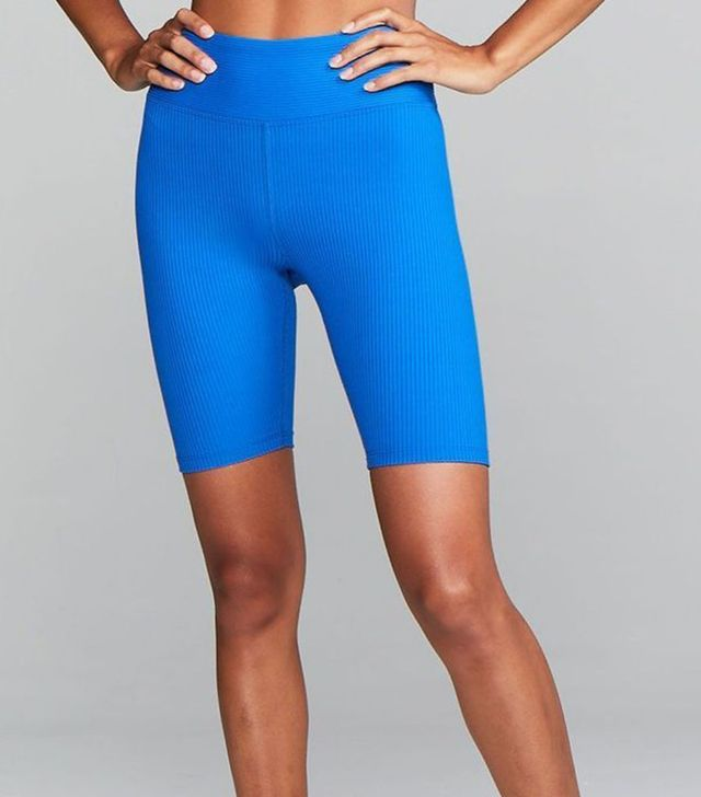Year of Ours Ribbed Bike Shorts