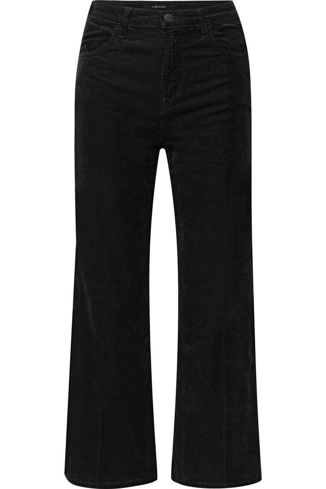 J Brand Joan Cropped Pants