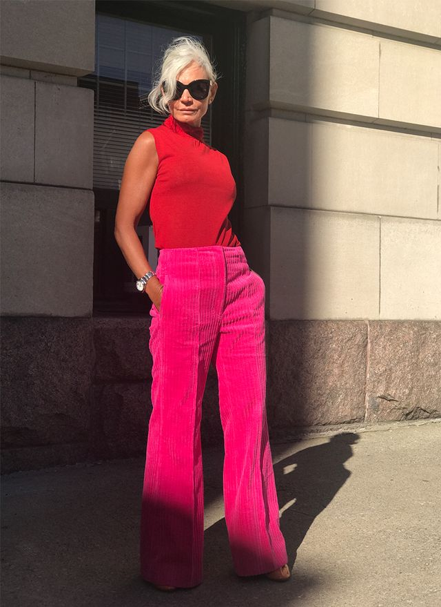 spring fashion trends at every age - bold colors