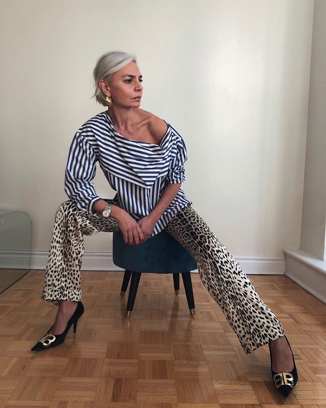 Spring fashion trends at every age - animal print