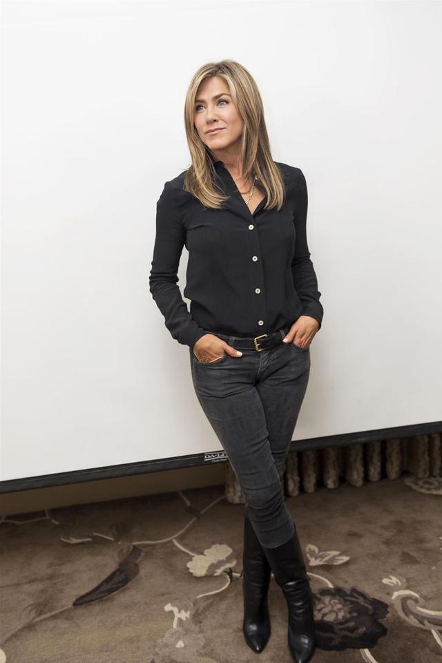 Jennifer Aniston skinny jeans