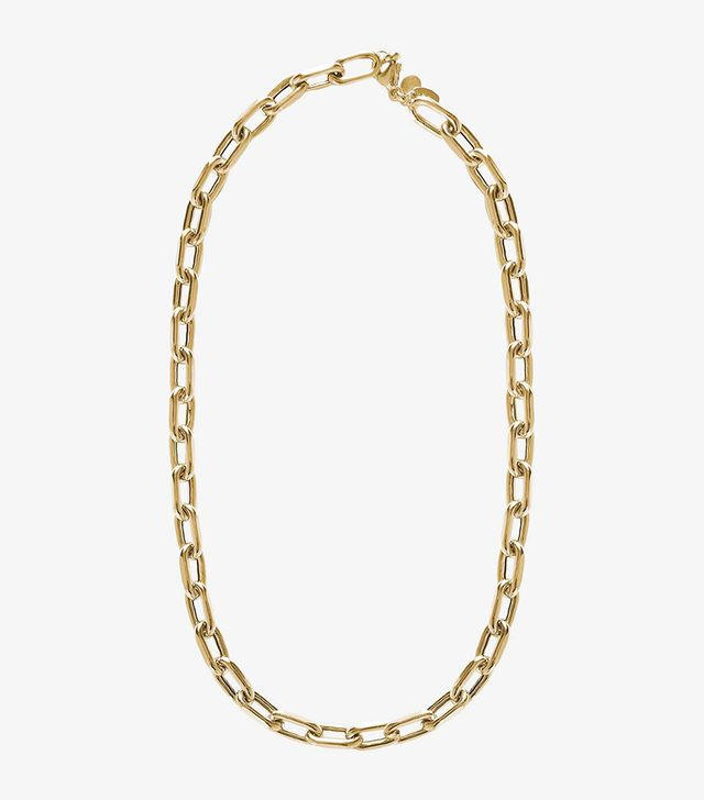 Anine Bing Delicate Chain Necklace