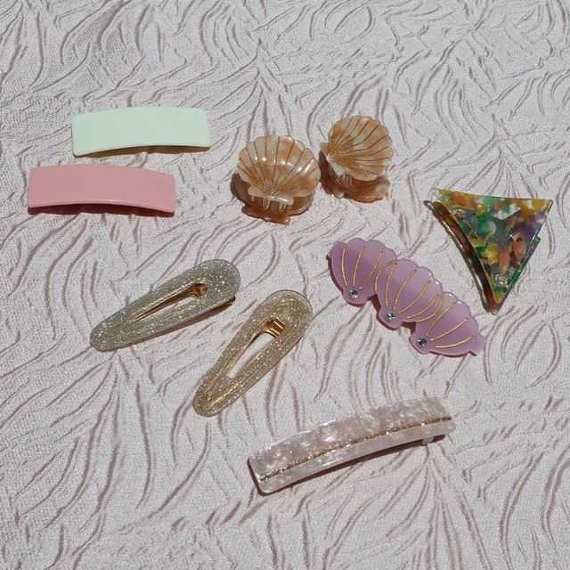 <p>We've deemed this a major 2019 trend in previous stories, so it would be a crime to not include it again here. Hair accessories—specifically clips—are trending hard right now, and we...