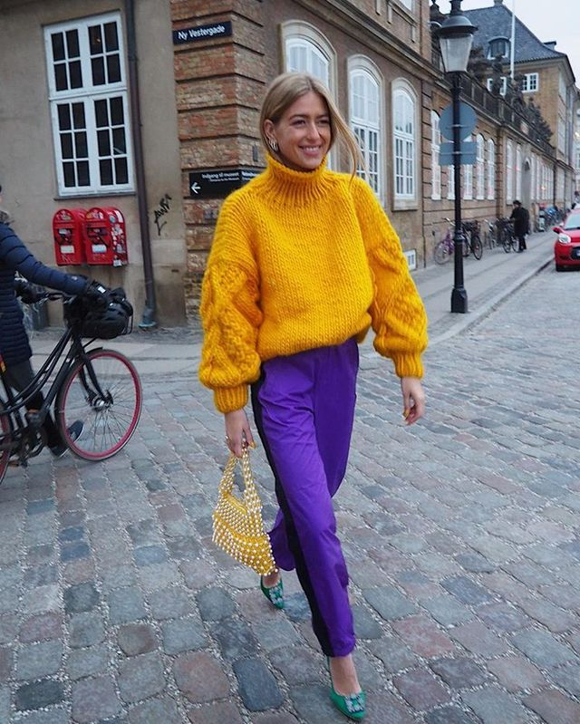 <p>If spring won't come to us, we're coming to it. Just because it's technically freezing outside doesn't mean we can't start tapping into the spring 2019 trends a little ahead of time, starting with...