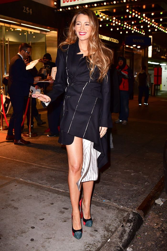 27baaf17db8a Blake Lively and Victoria Beckham Wore These Controversial Heels a ...