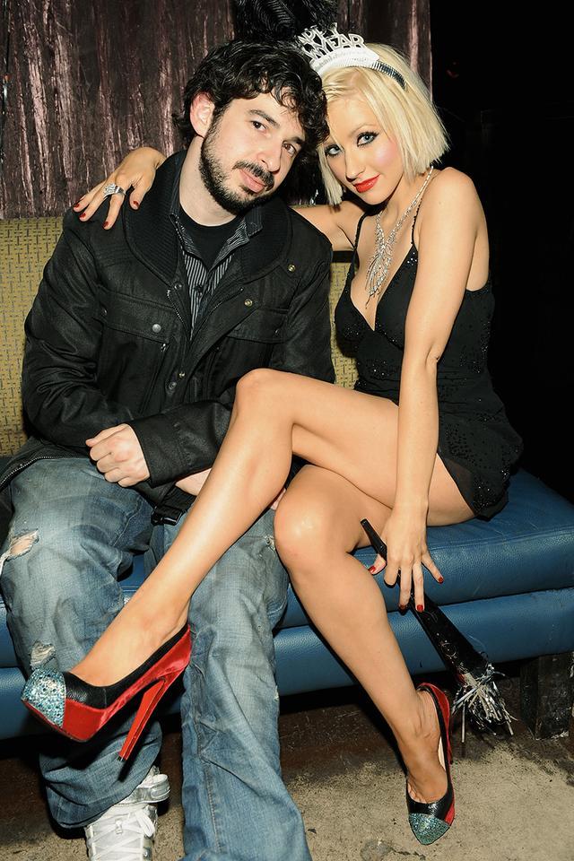 Christina Aguilera 2000s style