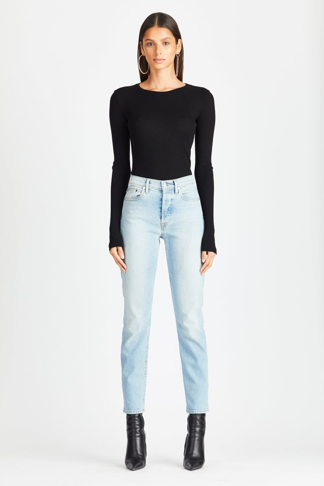 Cotton Citizen High Skinny Jeans