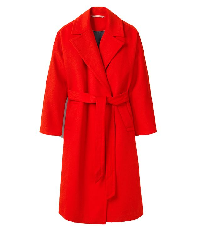 Boden Linfield Wrap Coat