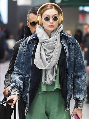 Gigi Hadid Wore the One Travel Piece Every Frequent Flyer Swears By