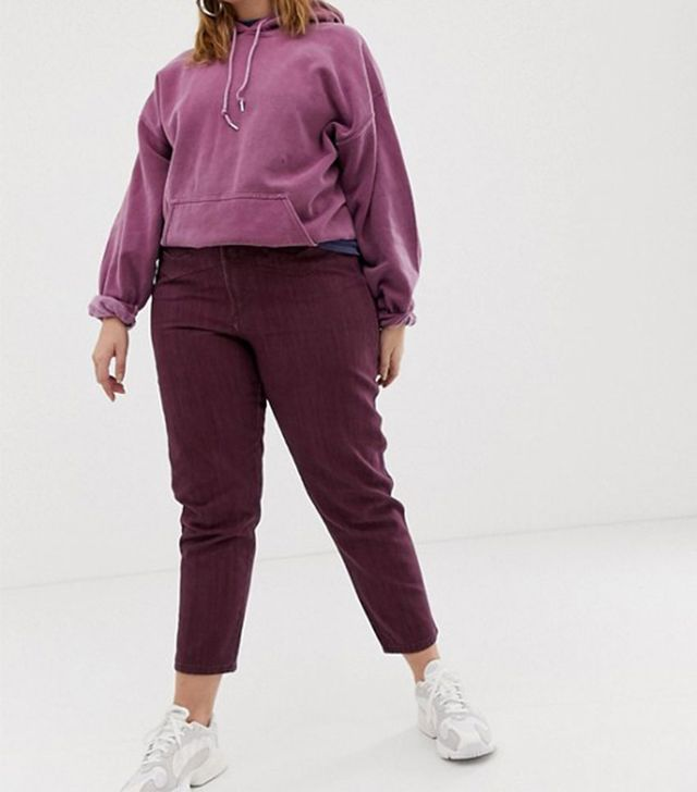 ASOS Mom Jeans