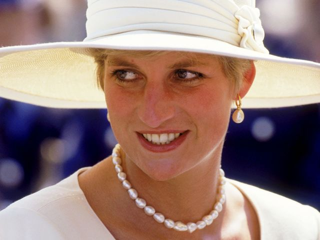 Princess Diana outfits