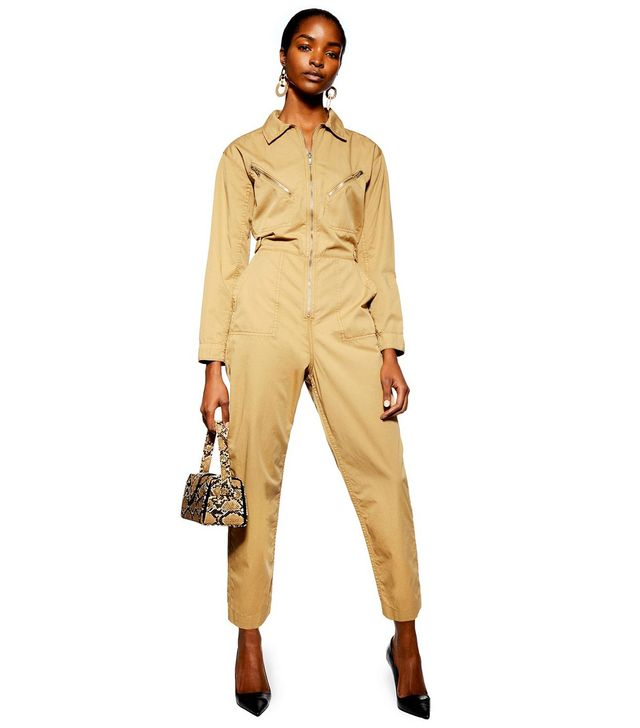 Topshop Utility Boilersuit
