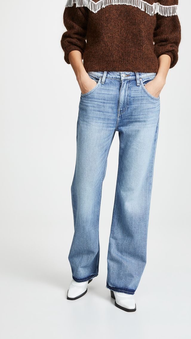 Hudson Sloane Exremely Baggy Jeans
