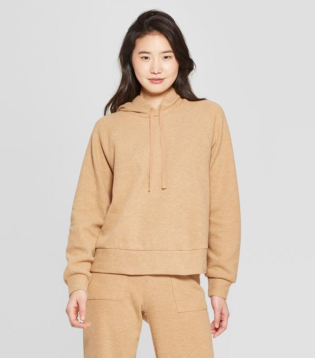 Who What Wear Long Sleeve Slouchy Sweatshirt