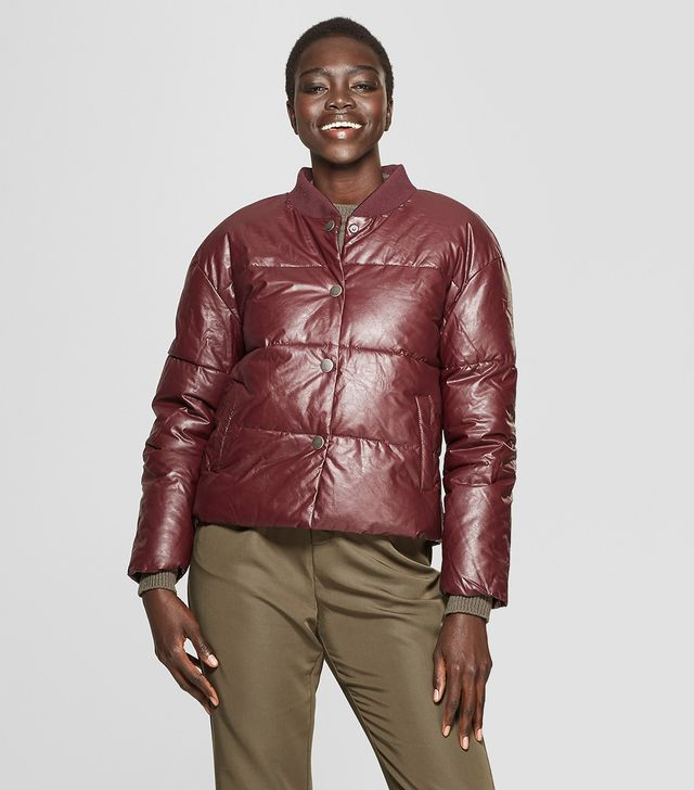 Who What Wear Puffer Coat