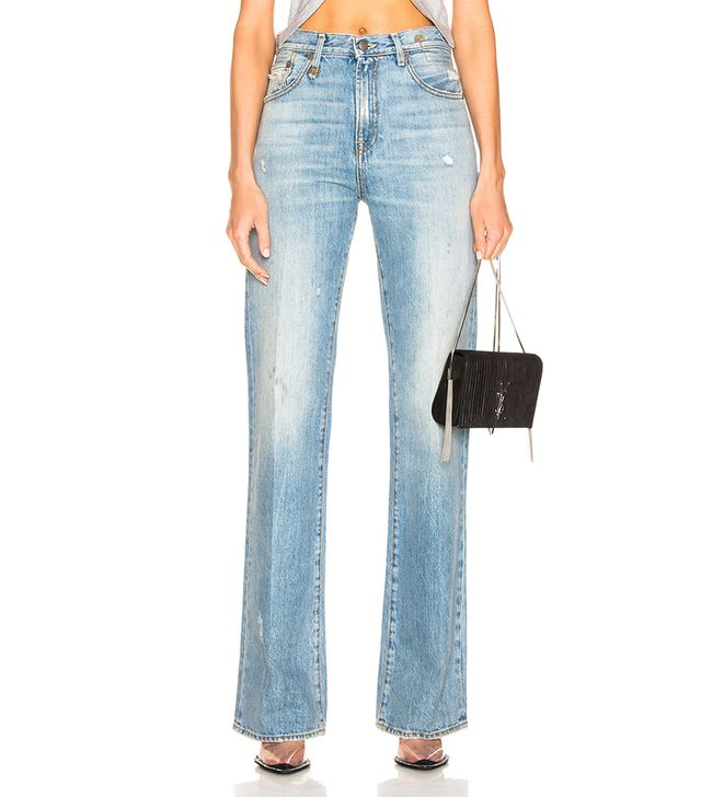 R13 Colleen Jeans