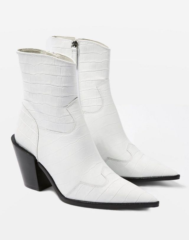 Topshop Howdie Ankle Boots