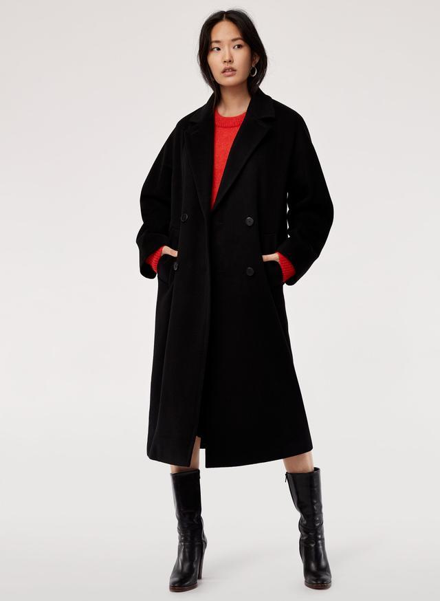 Babaton Jerome Wool Coat