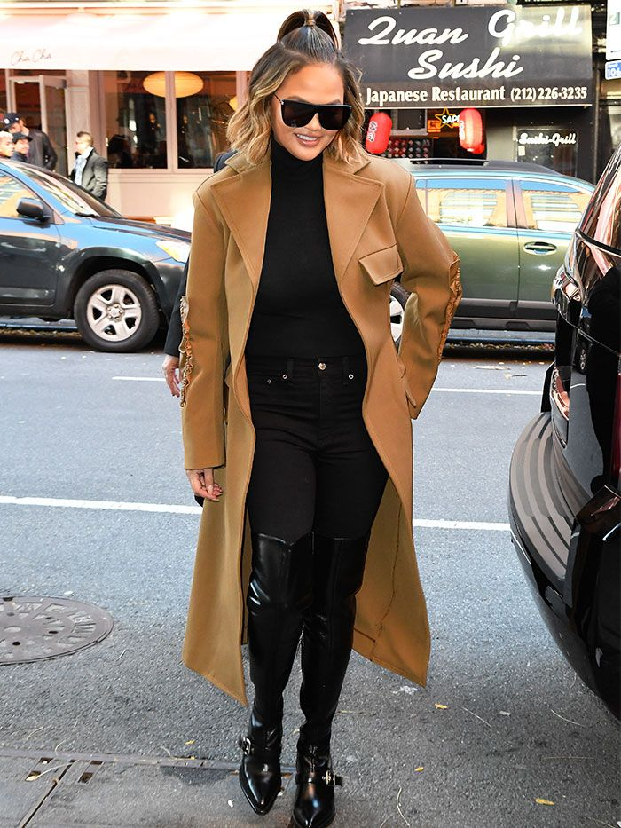 7 Celeb Trends to Make Skinny Jeans Feel New Again | New