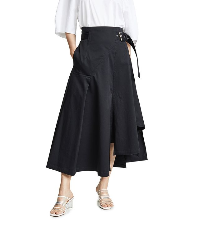 3.1 Phillip Lim Utility Belt Skirt