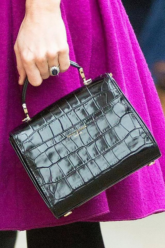 Kate Middleton Aspinal of London bag