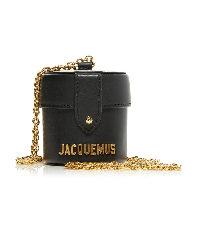Jacquemus Le Vanity Leather Mini Bag