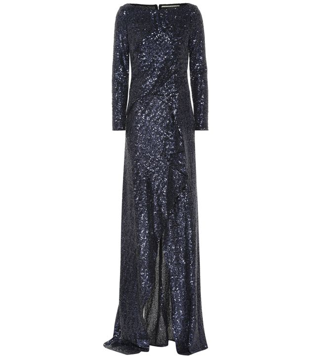 Roland Mouret Sequined Gown