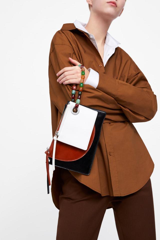 Zara Wallet Handbag