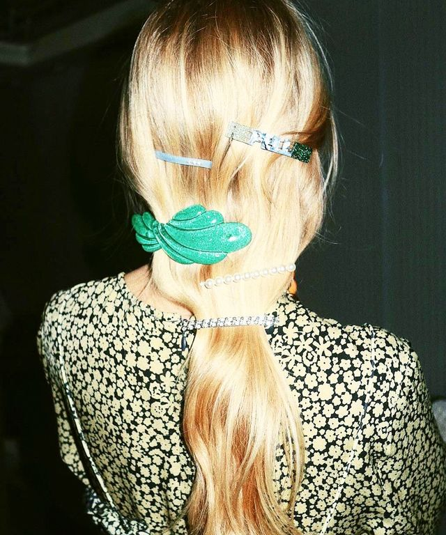 Best Affordable Accessories: Hair slides add personality and polish to any look.