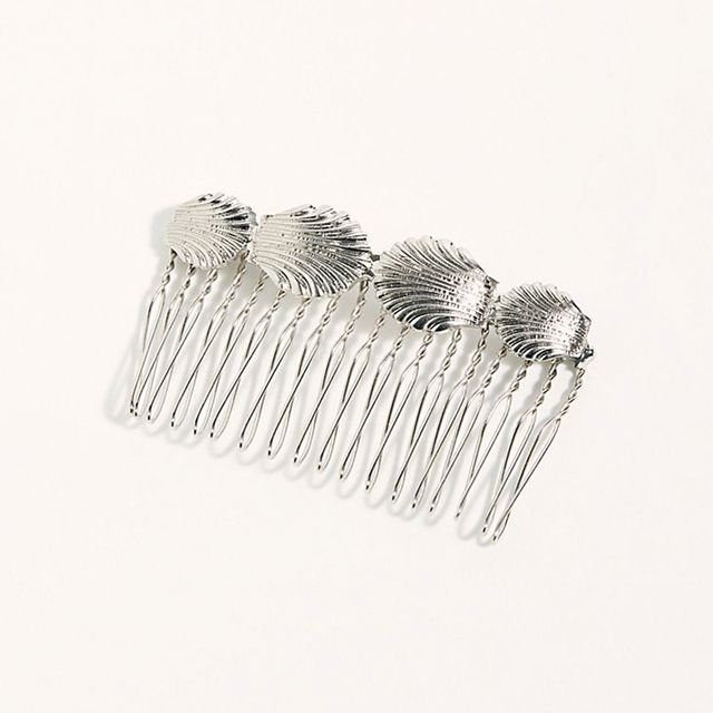 Free People Shell Hair Comb