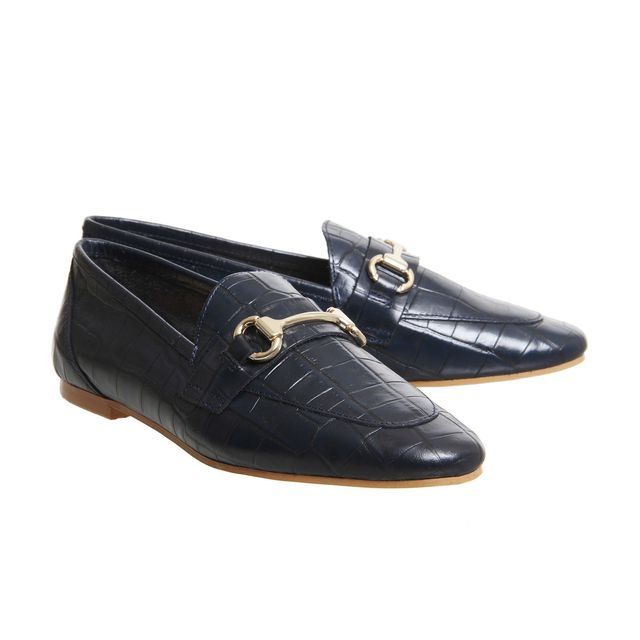 Office Destiny Loafers in Navy