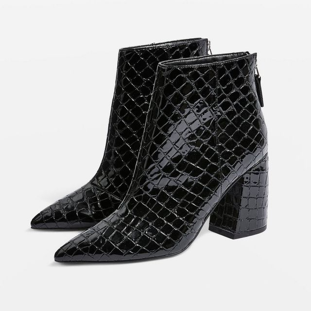 Topshop Houston Ankle Boots