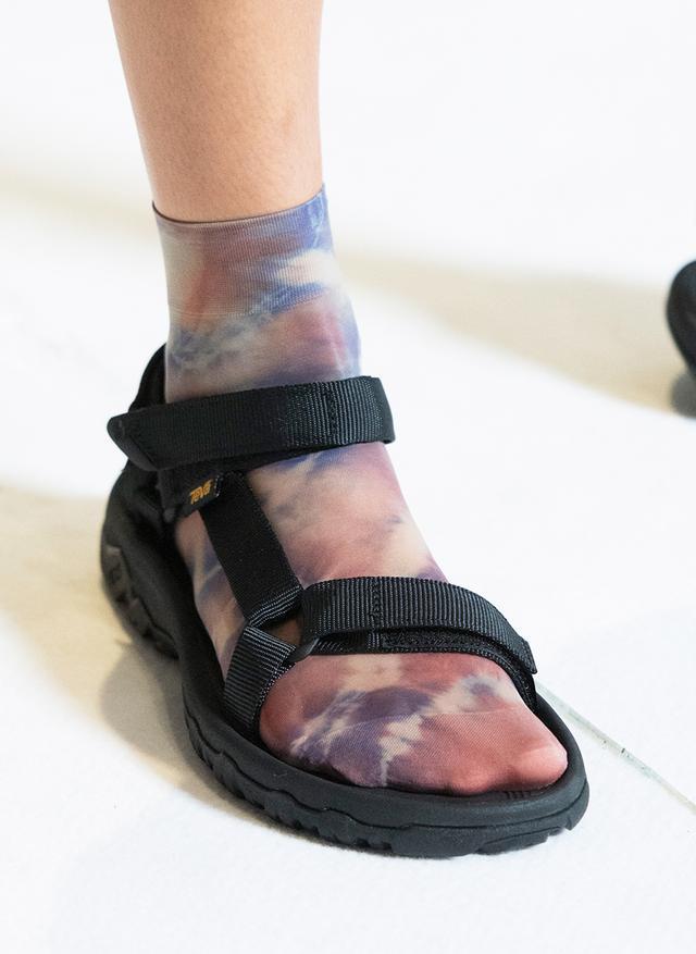 Chunky-sandal trend: Collina Strada