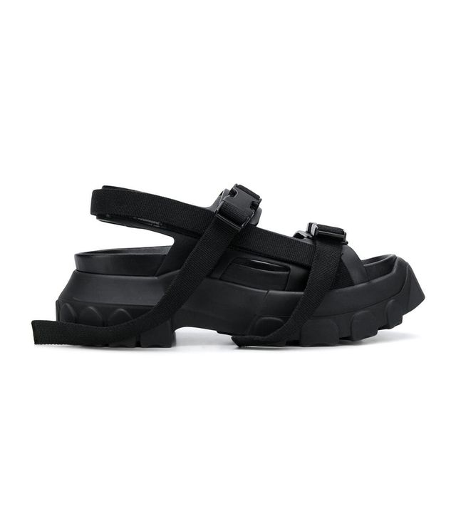 Rick Owens Sisyphus Hiking Sandals