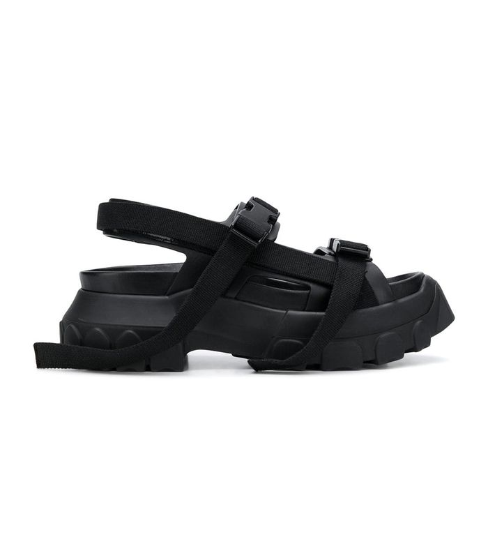 Chunky Sandals Are 2019 S Biggest Shoe Trend Who What