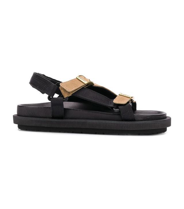 Sacai Bucked Sandals