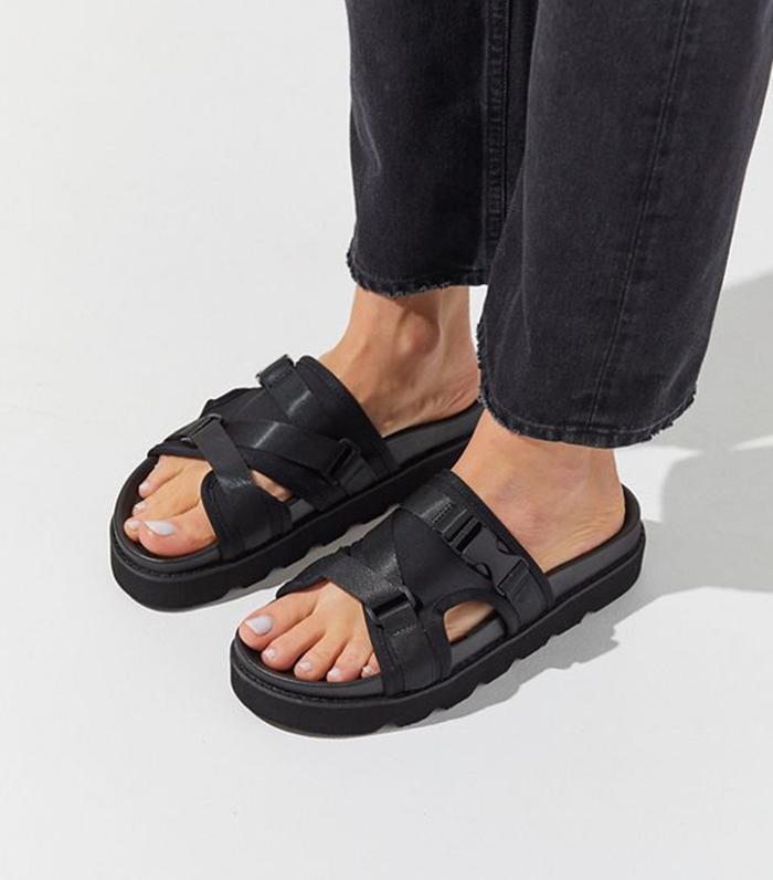2ba4a3436e0 Shop the 2019 Chunky-Sandal Trend