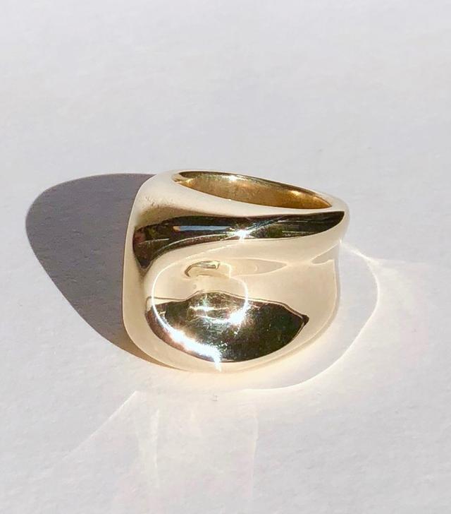 Alex Jewelry Studio Wave Ring