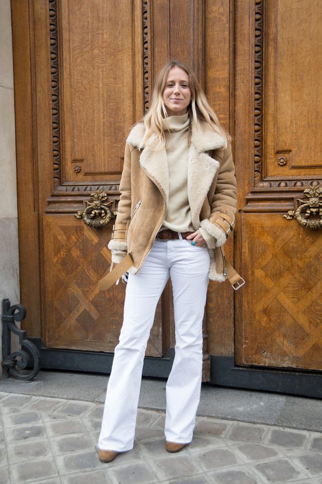 French-editor wardrobe capsule: neutrals