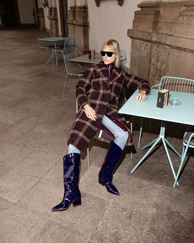 Knee-High Boots and Skinny Jeans: Patent Trend