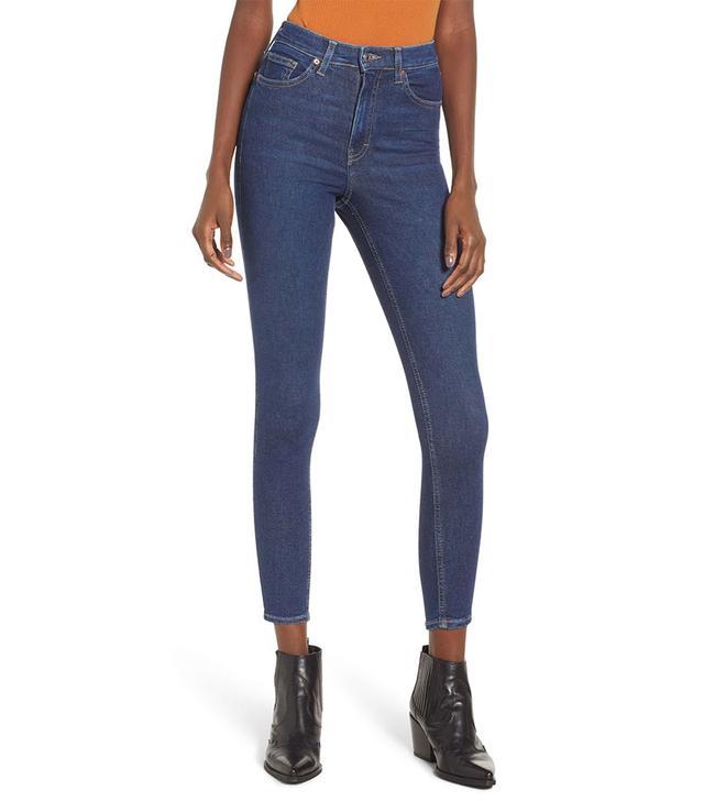 Topshop Moto Jamie High-Waist Skinny Jeans