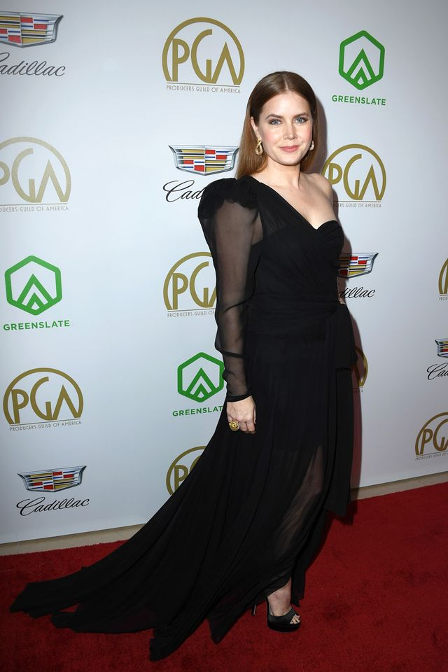 Amy Adams at the 2019 Producers Guild Awards