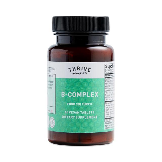 Thrive Market Vitamin B - Complex Food Cultured